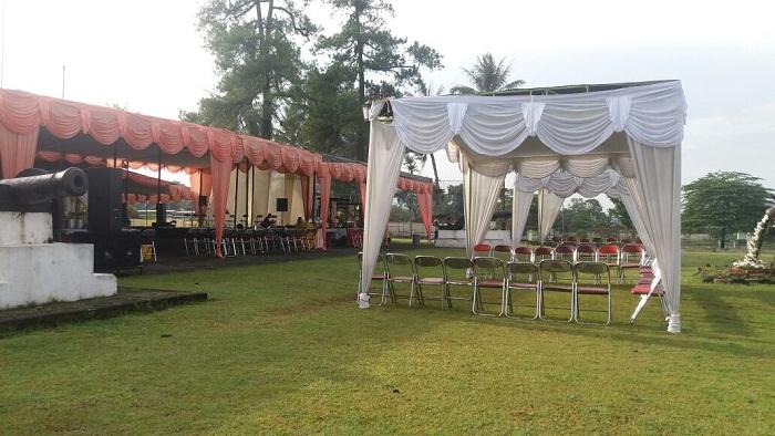 Sewa Tenda Plavon Rumbai Murah Magelang