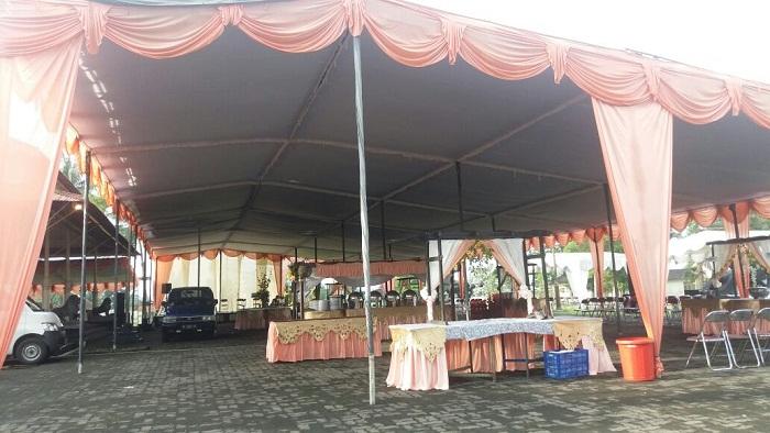 Tenda Plavon Rumbai Samiguna Bumirejo Magelang