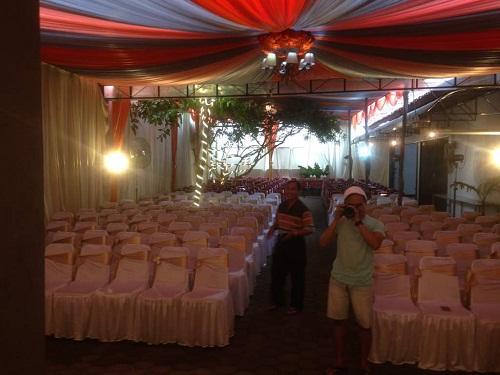 Wedding di Rumah