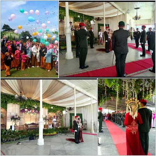 Wedding di Karesidenan Bakorwil Kedu